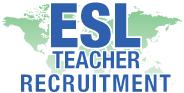 ESL Teacher Recruitment